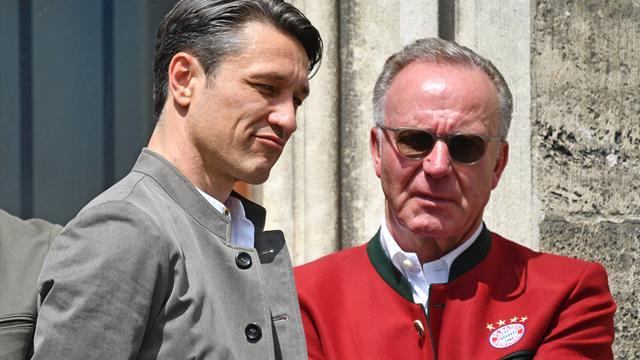 Kalle gegen Kovac: Bayerns schräges Spiel mit dem eigenen Trainer
