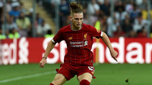Liverpool's Harvey Elliott given 14-day ban over Kane video