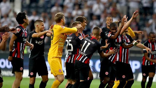 Francfort, le Torino, Wolverhampton et l'Espanyol qualifiés pour le 3e tour préliminaire