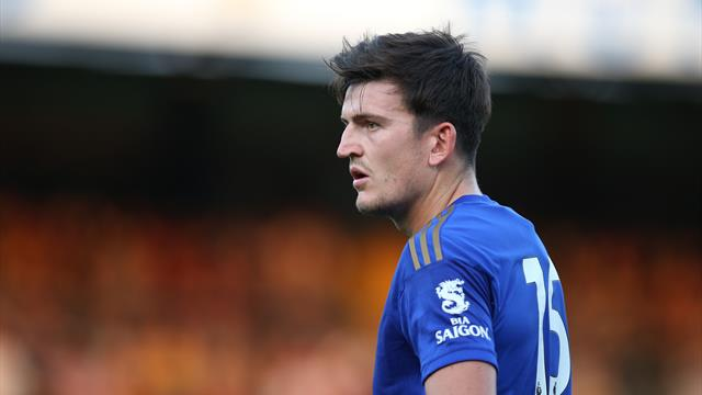 Maguire is not enough for United to succeed