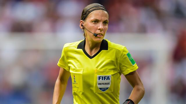 UEFA appoint first woman as referee in men's showpiece