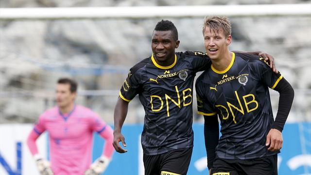 Jobber med Mathew-salg: Åpner for RBK og Molde – vil helst til utlandet