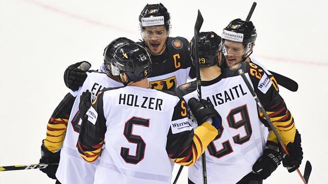 Deutschland startet bei Eishockey-WM 2020 gegen Kanada