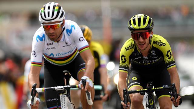 Da Fabio Aru a Valverde: l'elenco dei partecipanti, ritirati e squalificati della Vuelta 2019