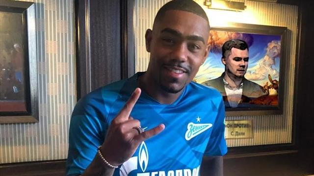 Barcelona Winger Malcom Joins Zenit For €40m