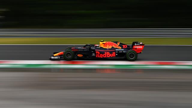 Libres 2 : Gasly devant Verstappen