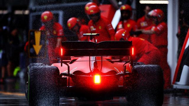 Formula 1, Leclerc: