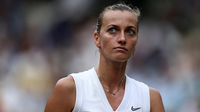Petra Kvitova se retire — Coupe Rogers