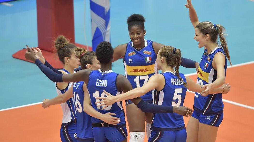 Mondiale Volley 2020 Calendario.L Italia E A Tokyo 2020 Le Azzurre Battono L Olanda E