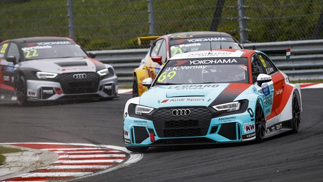 Et de six pour Vernay avec une course en WTCR Australie