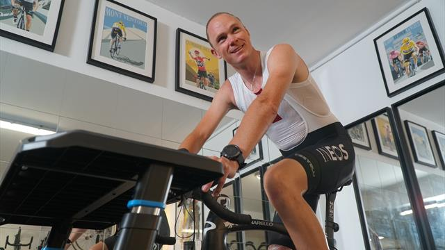 Froome: The only goal I have is the 2020 Tour