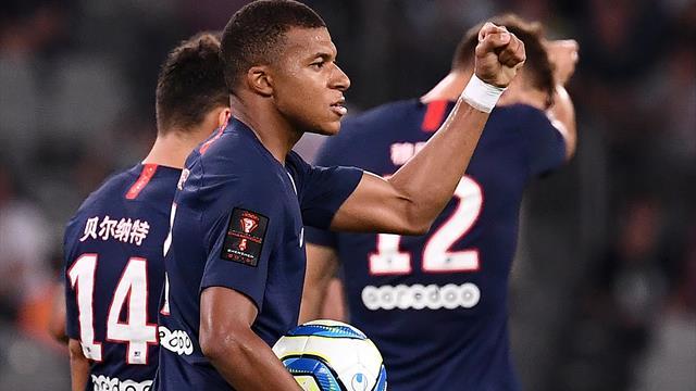 ⚽🇫🇷El PSG se lleva la Supercopa de Francia sin echar de menos a Neymar