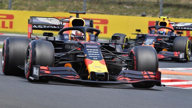 🏎️ 🏁 Verstappen logra su primera pole y Sainz saldrá octavo en en el Gran Premio de Hungría