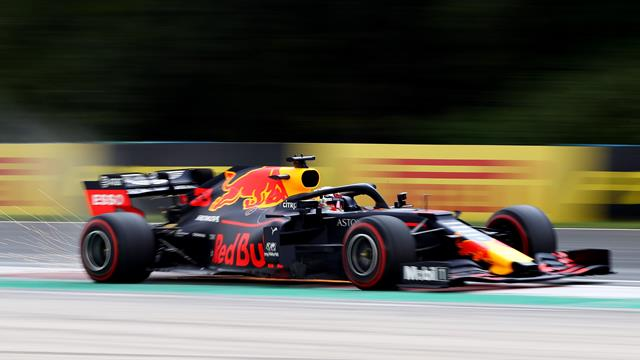 Verstappen keeps pressure on Hamilton with Hungary pole