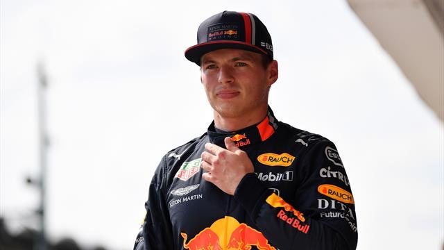 """Verstappen partira en fond de grille mais Marko juge un podium """"possible"""""""