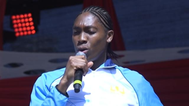 'If you got a body, you're an athlete' - Semenya