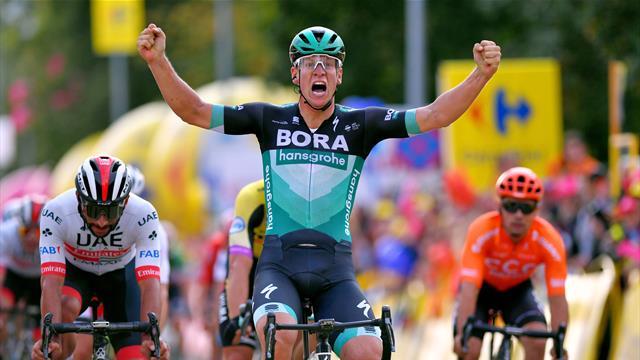 Tour de Pologne : Luka Mezgec remporte la 2e étape