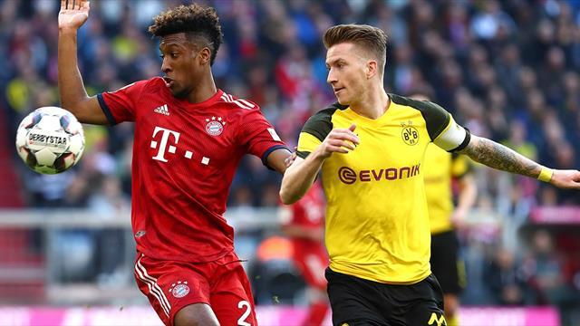 Fc Bayern Dortmund 2021