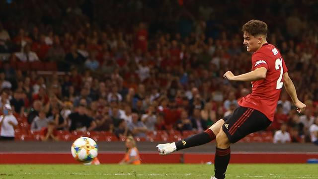 United defeat Milan on penalties in International Champions Cup