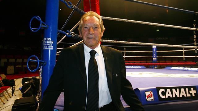 Décès de Jean-Claude Bouttier à 74 ans — BOXE