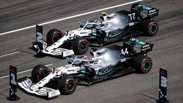 Nach Verstappen-Aus: Noch zwei Kandidaten für Mercedes-Cockpit