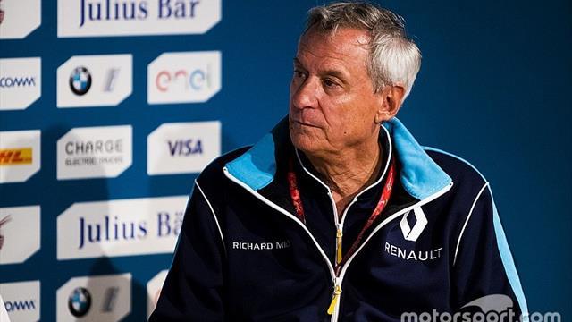 DAMS founder Jean-Paul Driot dies aged 68