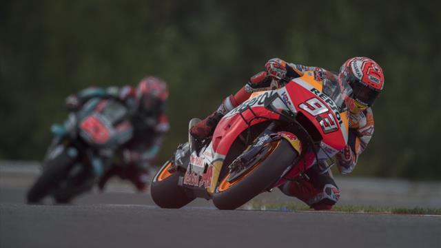 MotoGP Austria: Marc Marquez revine pe circuitul pe care încă nu a câștigat
