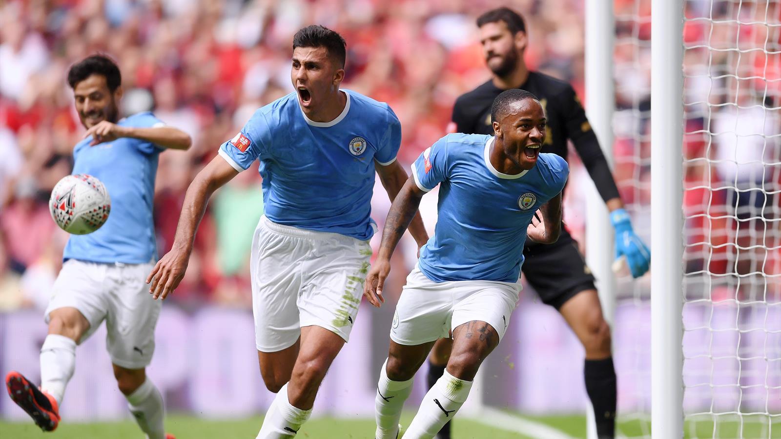 «Манчестер Сити» уделал «Ливерпуль» по пенальти и взял Суперкубок Англии