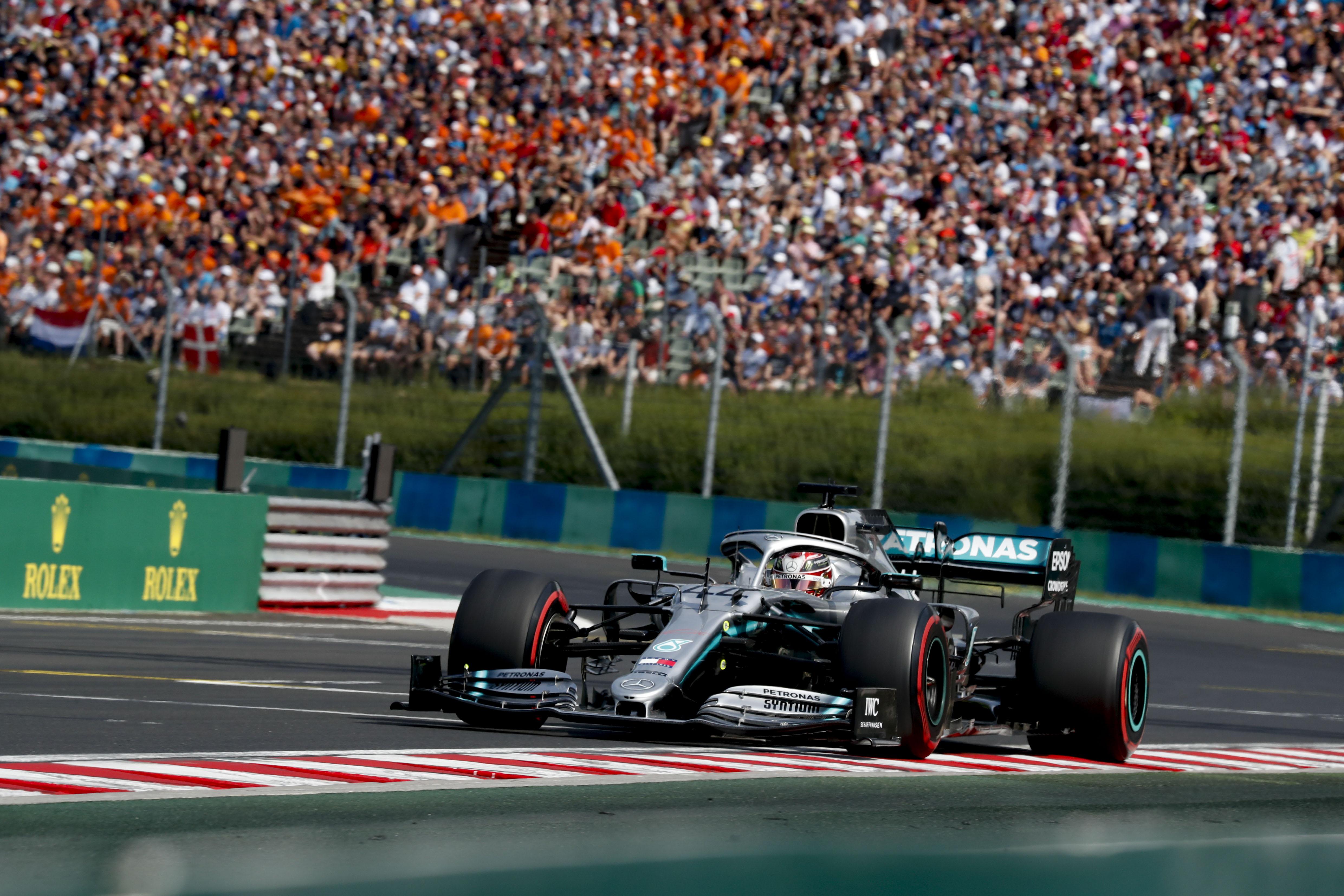 Lewis Hamilton, Macaristan GP'sini kazanan isim oluyor