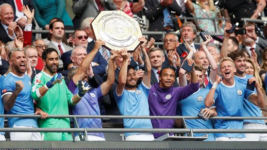 Community Shield 2019-2020 : live news, photos and video