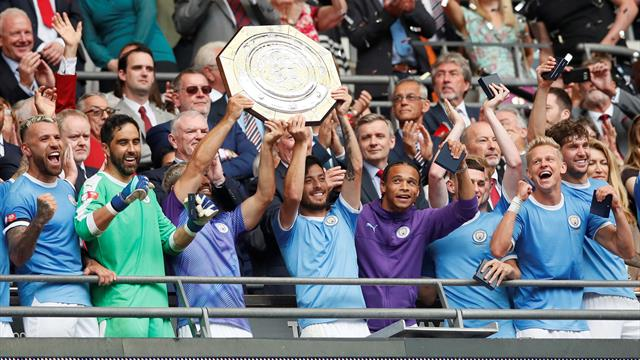 City lift Community Shield for successive seasons with shoot-out victory