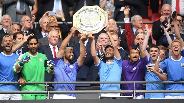 Community Shield, Liverpool-M City: Bravo regresa con un título bajo el brazo (1-1, 4-5 pens.)