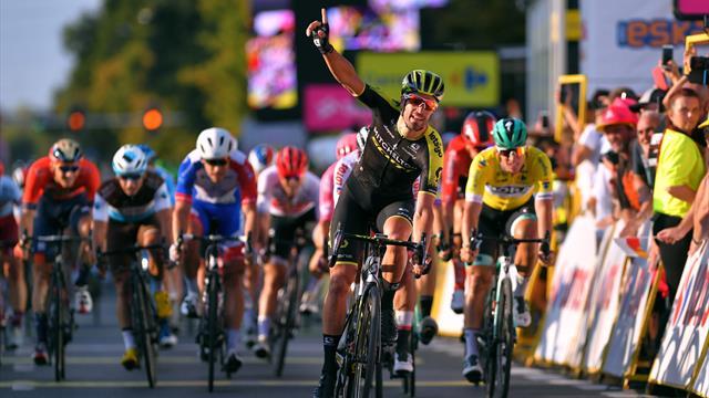 Luka Mezgec remporte la 2e étape — Tour de Pologne