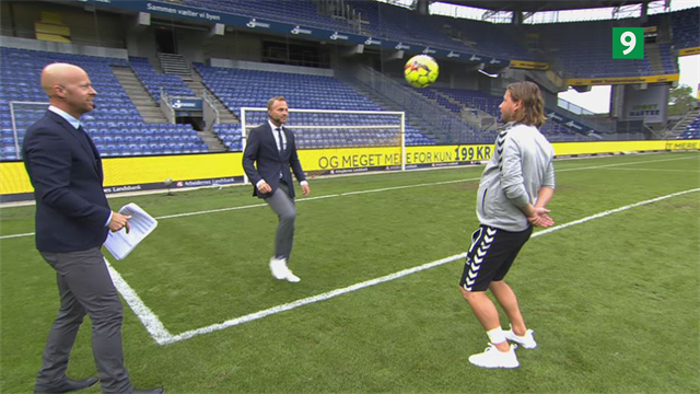 Bo Henriksen om målsparksdebat: Vi kan få bolden tyve meter længere frem