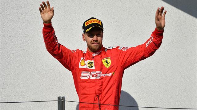 """Bitterer Nachgeschmack"" bei Vettel: Ferrari in Ungarn chancenlos"