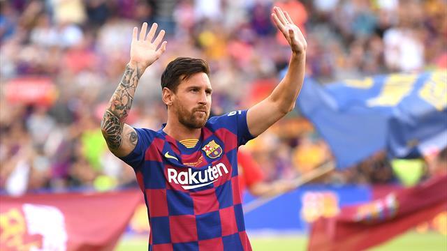 Blessé, Messi ne sera pas de la tournée américaine du Barça