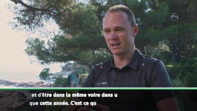 """Froome : """"Mon seul objectif ? Le Tour de France 2020"""""""