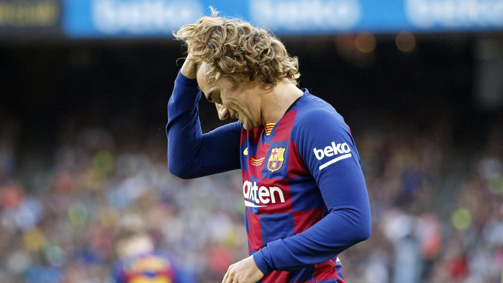 Антуан Гризманн в марте 2019 года по имейлу договаривался с «Барселоной» о переходе