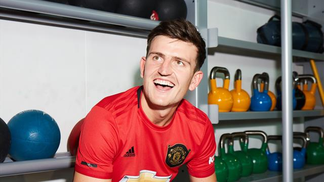 Manchester United announce Maguire signing on six-year contract