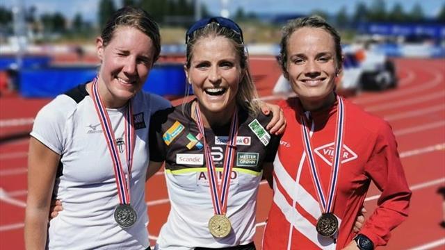 Therese Johaug incredibile: la stella dello sci di fondo ha vinto i 10.000 ai Campionati norvegesi