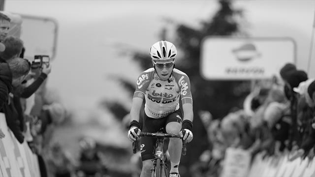 Tragedia al Giro di Polonia: il 22enne Bjorg Lambrecht muore in seguito ad una caduta