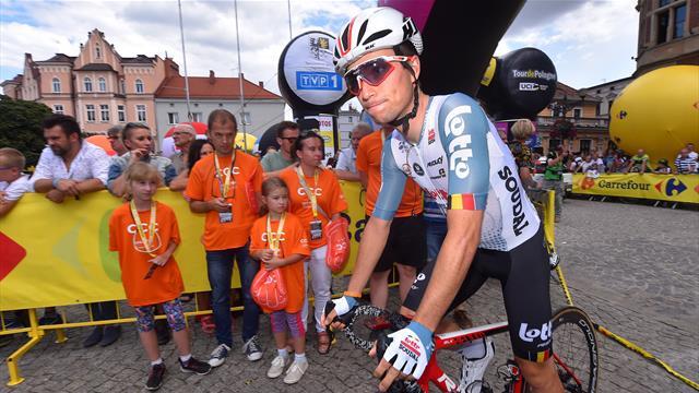 Le monde du cyclisme sous le choc après la disparition de Lambrecht