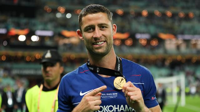Crystal Palace sign free agent Gary Cahill