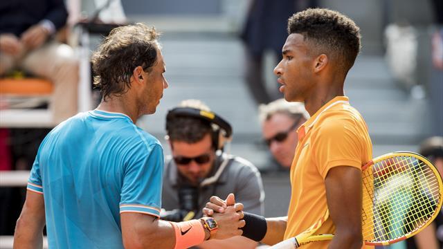 """Nadal sur les jeunes : """"La surprotection n'est pas une bonne chose car elle les empêche de grandir"""""""