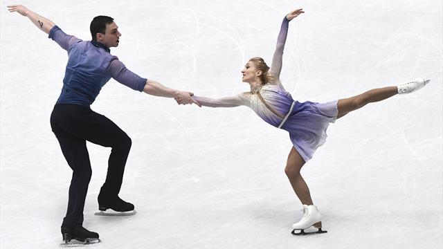 Schwangere Savchenko plant Eis-Comeback