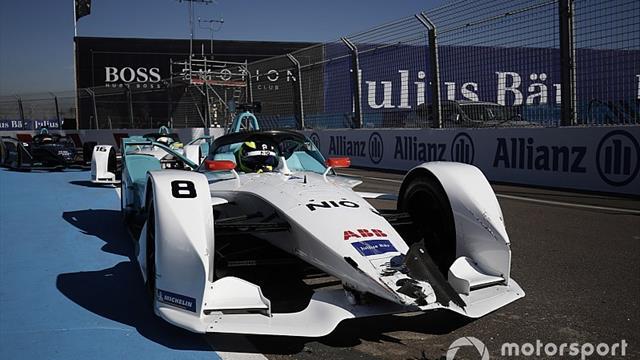 """Formula E set for new """"self-punishing"""" front end design"""