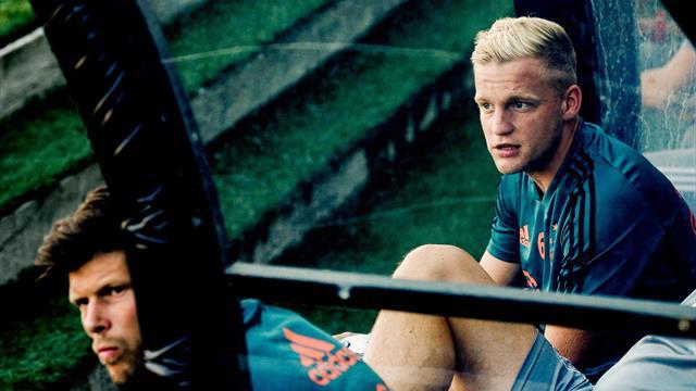 Van de Beek titularisé face au PAOK