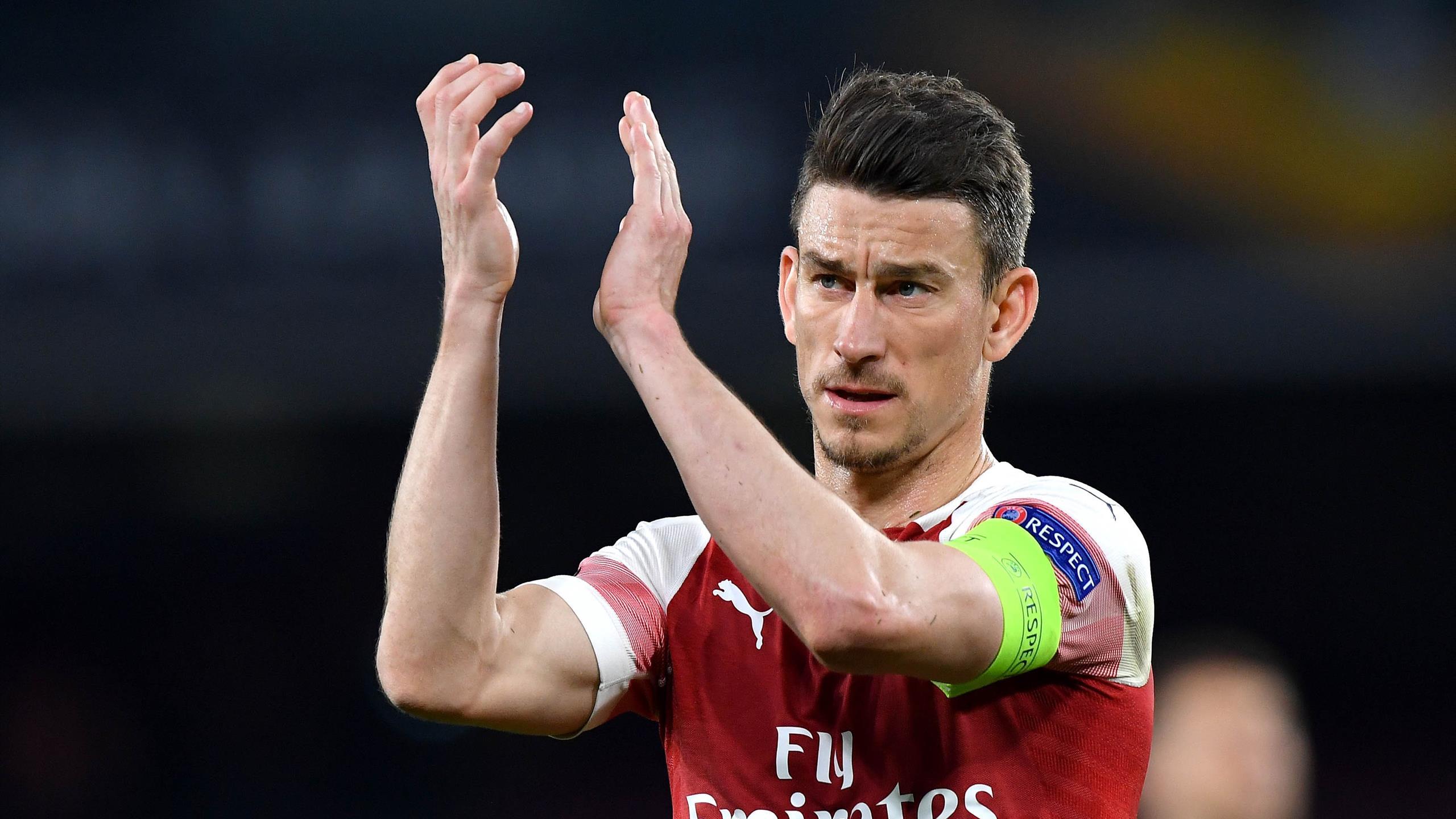 Fc Arsenal Kapitan Laurent Koscielny Wechselt Zu Girondins Bordeaux Eurosport