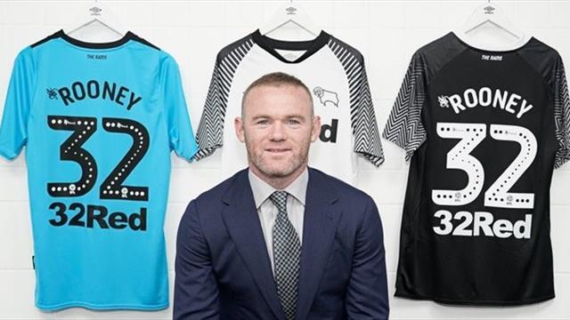 Rooney vuelve a Inglaterra... ¡para ser jugador-entrenador!