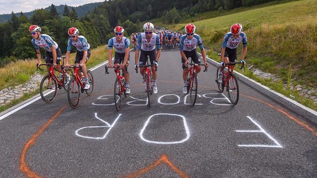 """""""Le destin nous a rappelé que le vélo est un sport tragique"""""""